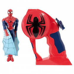 Figura Spiderman Flying Heroe Marvel Disney SEGUNDA MANO