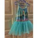 Vestido  bailarina Frozen 6-8 años