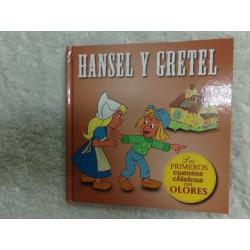 Hansel y Gretel. Los primeros Cuentos Clásicos con olores,  SEGUNDA MANO