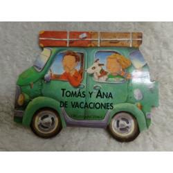 Tomas y Ana van de vacaciones. Segunda mano