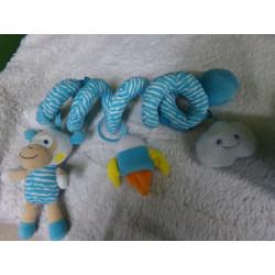 Espiral de Saro para carrito de bebé. Segunda mano