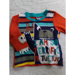 Camiseta Tuc Tuc talla 3  meses. Segunda mano