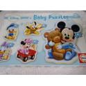 Baby puzzle Educa Mickey
