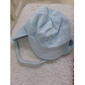 Gorra pana azul talla 46. Segunda mano