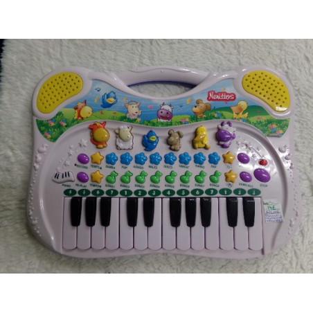 Nenittos Mi Piano Animalitos Cantarines
