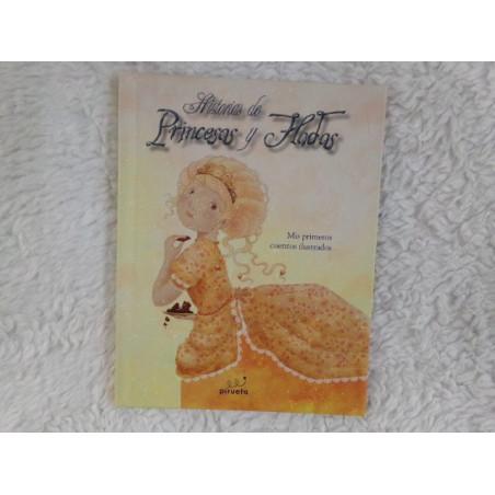 Historias de princesas y hadas. Segunda mano