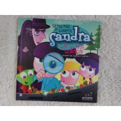 Sandra detective de cuentos. Segunda mano