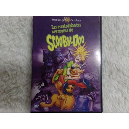 DVD Scooby Doo. Segunda mano