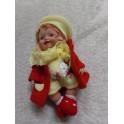Muñeca habla y llora