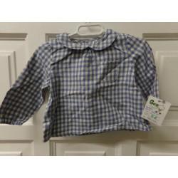 Camisa de Zara talla 3-6 meses. Segunda mano