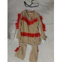 Disfraz indio 7-10 años