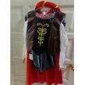 Disfraz niña medieval 4-6 años