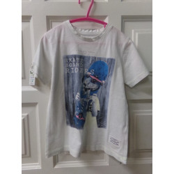 Camiseta Zara talla 3-4 años. Segunda mano