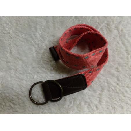 Cinturon coral 80 cm