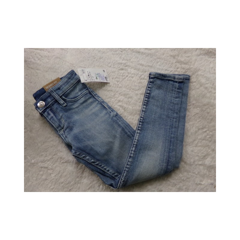 Pantalon vaquero talla 2-3 años. A estrenar