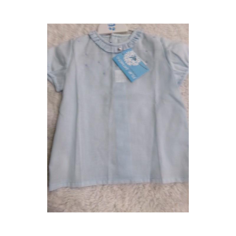 Camisa Pilar Batanero. Talla 12 meses. A estrenar
