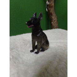 Figura perro 9 cm