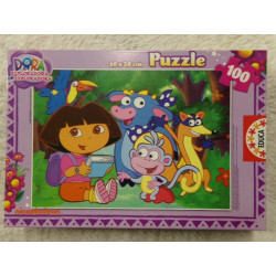 Puzzle Dora 100 piezas