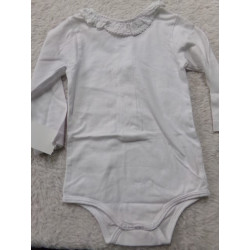 Body camisero Neck & Neck 9-12 meses