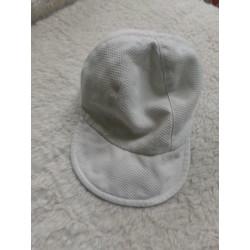 Gorra blanca 3 años