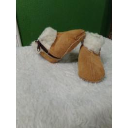 Zapatos forrados T18