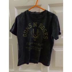 Camiseta Guns & Roses 4 años