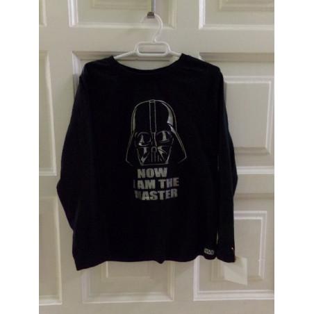 Camiseta 5 años Star wars