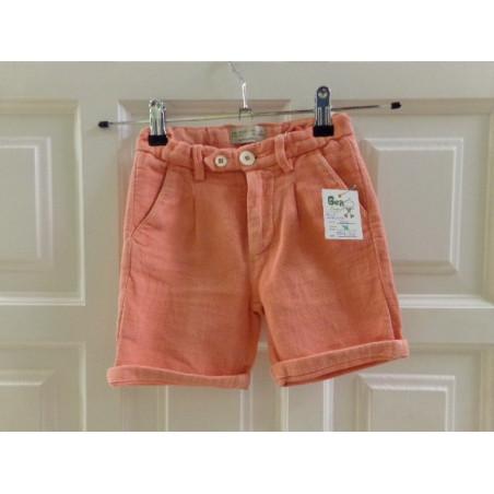 Pantalon corto talla 4 años. Zara. Segunda mano