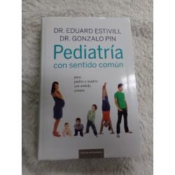 Pediatria con sentido común. Segunda mano