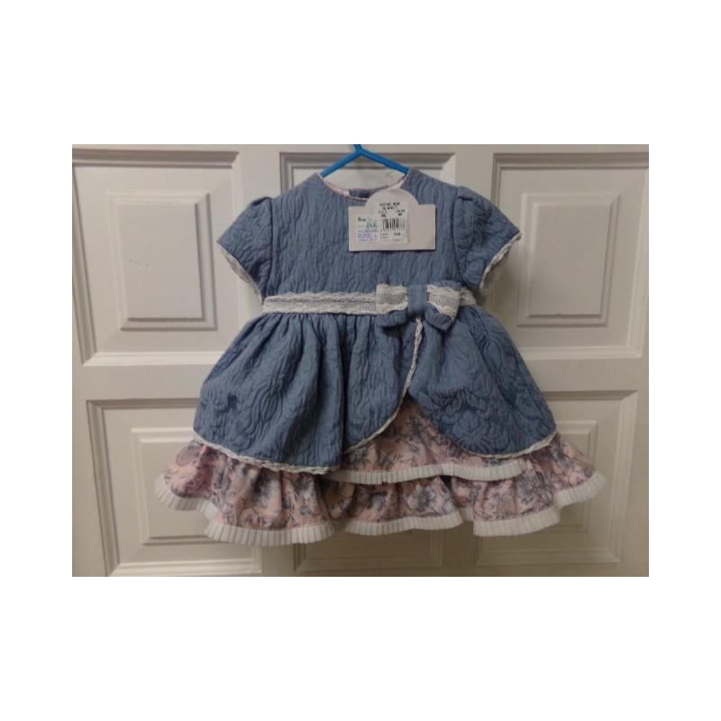 Vestido Miranda talla 18 meses. A estrenar