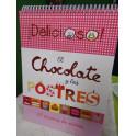 El chocolate y los postres. 22 recetas. Segunda mano