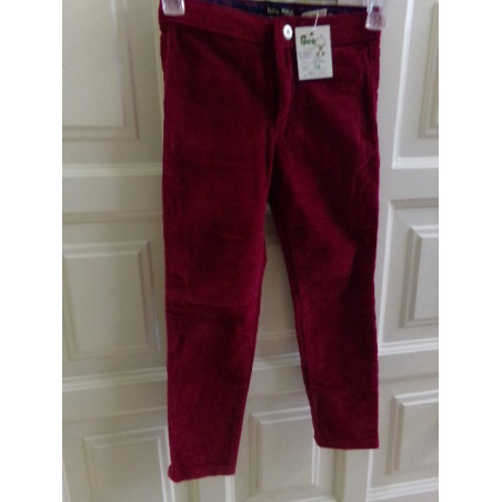 Pantalon cereza zara 5 años
