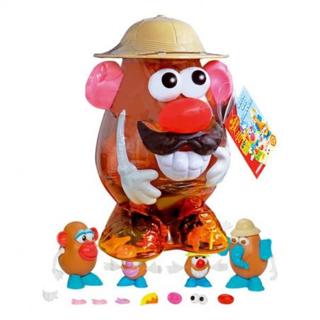 Mr potato safari