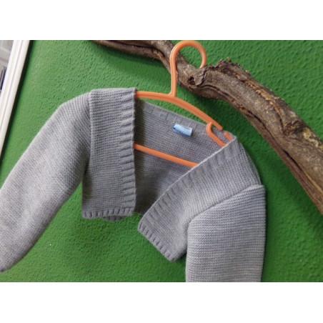 Chaqueta gris Sardon 18 meses