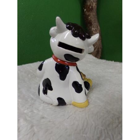 Hucha de vaca. Sin usoq