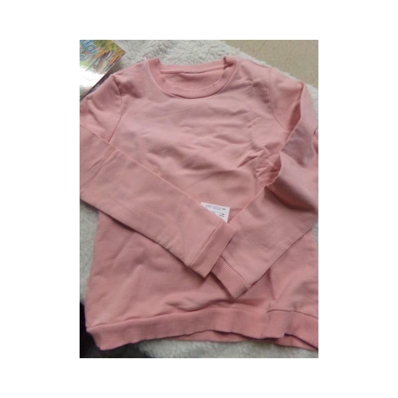 Sudadera rosa 6 años