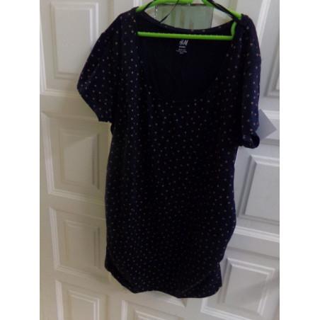 Camiseta premama talla M. Segunda mano