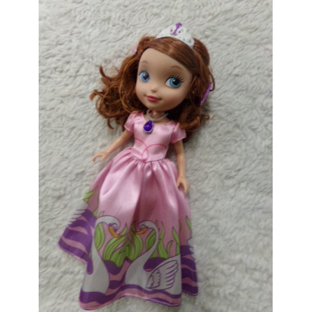 Muñeca princesa. Segunda mano