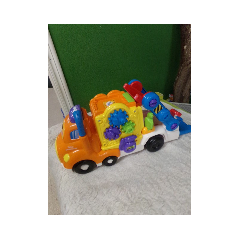 Camion Tut Tut transporta coches. Segunda mano