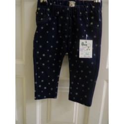 Pantalón brotes 3-6 meses
