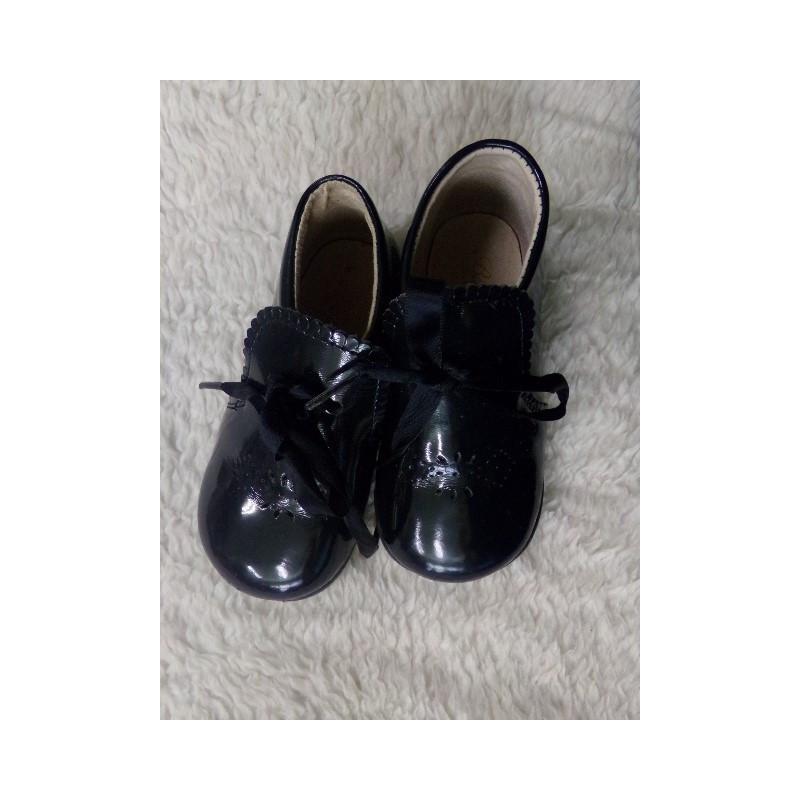 Zapato marino talla 23