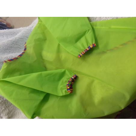 Bata plastificada ikea