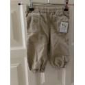 Pantalón Bentton pana 6-9 meses