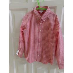 Camisa talla 6-7 años Neck&Neck. Segunda mano