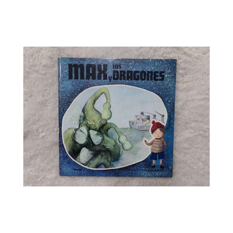 Max y los dragones. Segunda mano