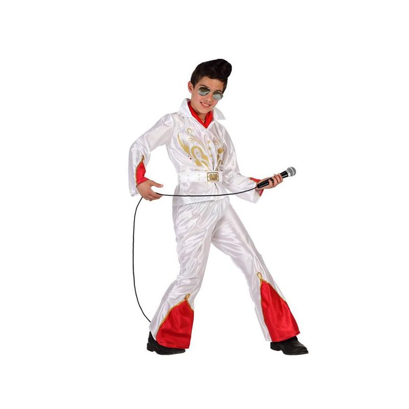 Disfraz Elvis Presley niño 3-4 años