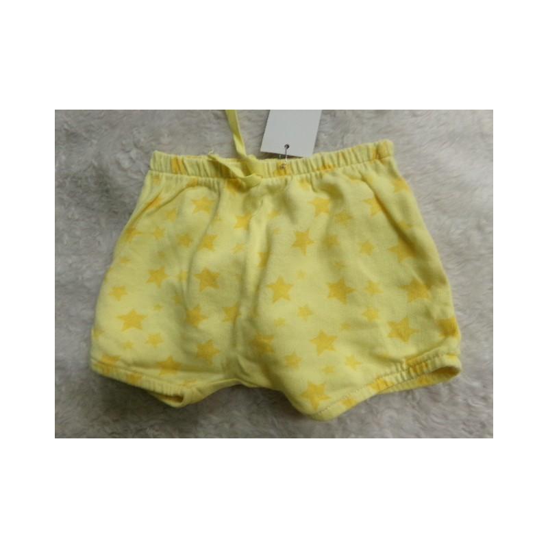 Pantaloncito corto 3-6 meses