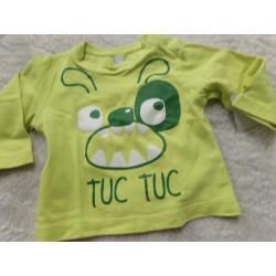 Camiseta Tuc Tuc 6 meses