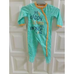 Pijama boboli 9 meses