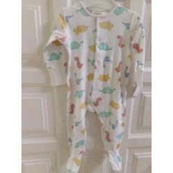 Pijama dinosaurios 6-9 meses